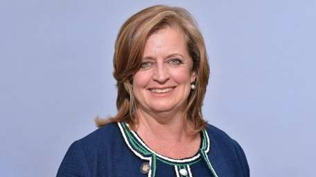 Judy Griffin is the Democratic incumbent candidate for