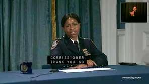 On Thursday, NYPD Commissioner Dermot Shea named Juanita