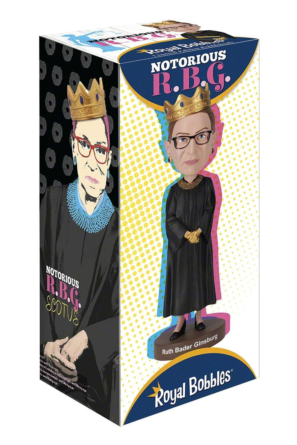 Gift the Ruth Bader Ginsburg admirer in your