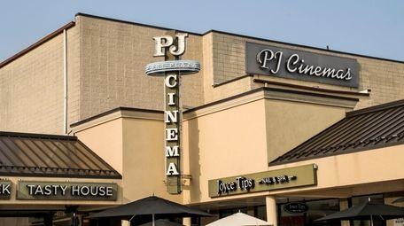 Port Jefferson Station landmark PJ Cinemas will screen