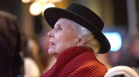 Joni Mitchell details her recovery from a 2015
