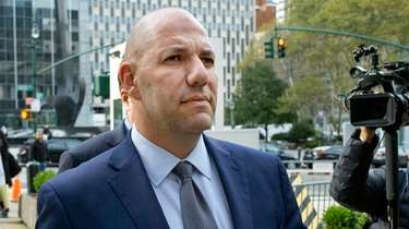 Businessman David Correia in 2019. He pleaded guilty