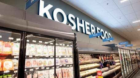 The number of kosher products in the new