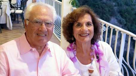 BIll and Dorothy Papa, parents of Bob Papa.