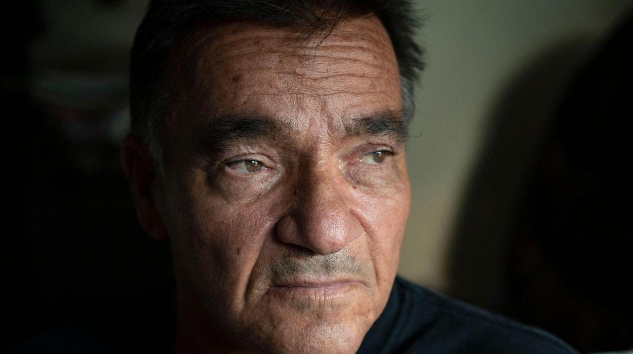 Tony Jimenez, of Glen Cove, who has lived