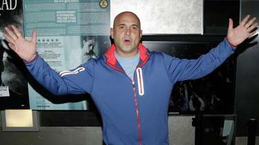 """WFAN's Craig Carton attends the """"Mr. Chibbs"""" opening"""