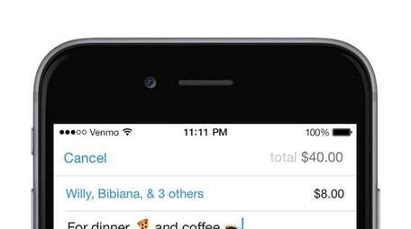 Using cash apps like Venmo may be convenient
