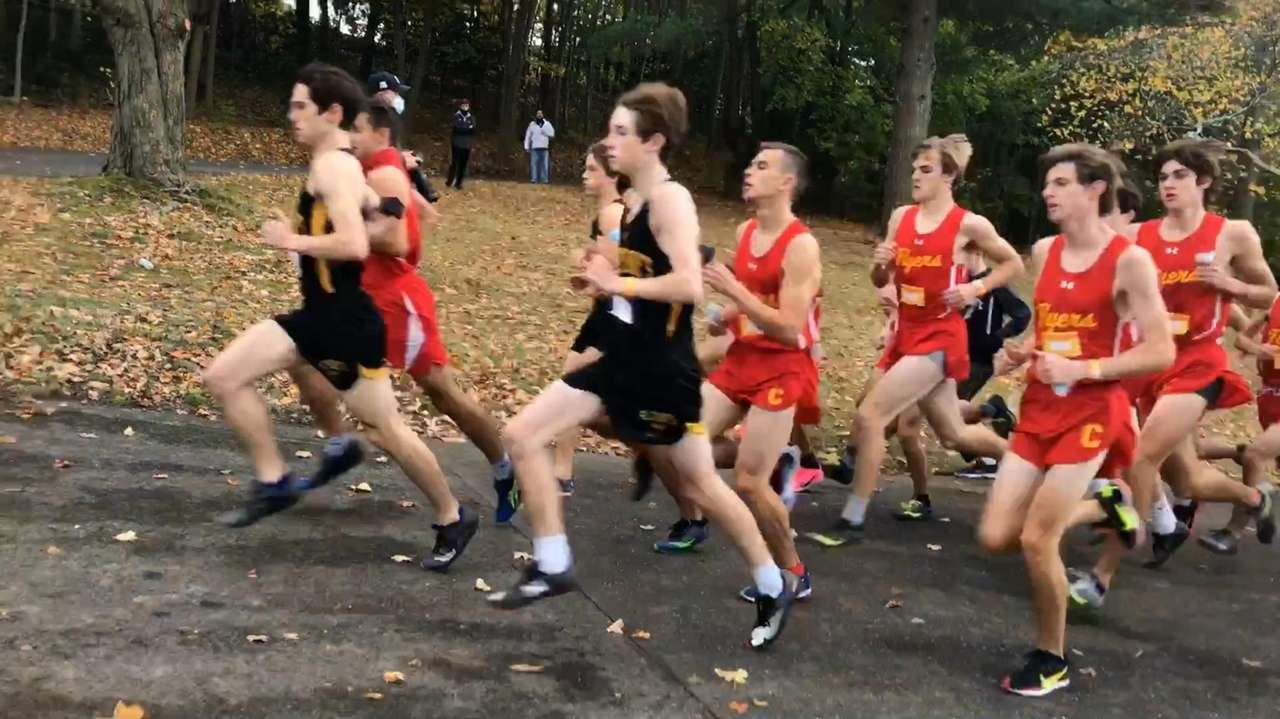 See the scene at the CHSAA cross country