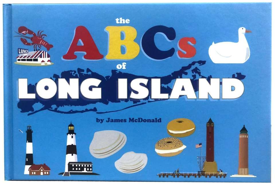 """Learn """"The ABCs of Long Island"""" with this"""