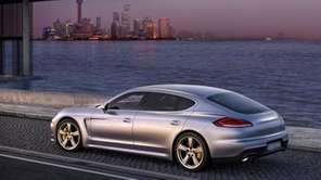 Porsche will unveil a plug-in variant of its