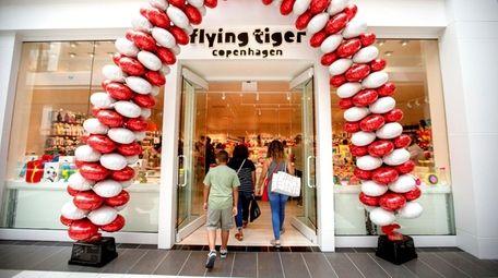 Flying Tiger Copenhagen, a Danish variety store, is
