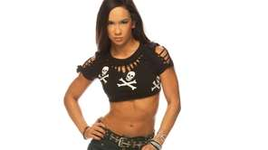 WWE Diva AJ Lee came home for WrestleMania