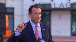 On Wednesday,Rep.Tom Suozzi (D-Glen Cove) said he was