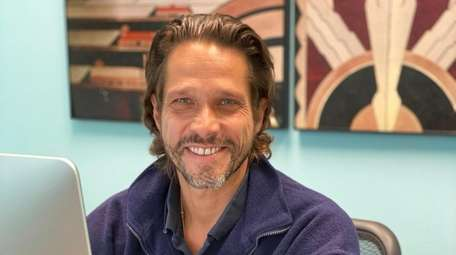 Jed Morey, CEO of Morey Creative Studios, a