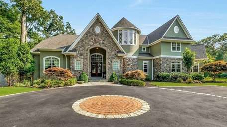 Priced at $3,986,000 and located on Quail Run