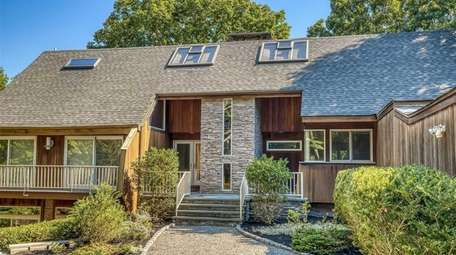 Priced at $1,287,000 and located on Lost Meadow