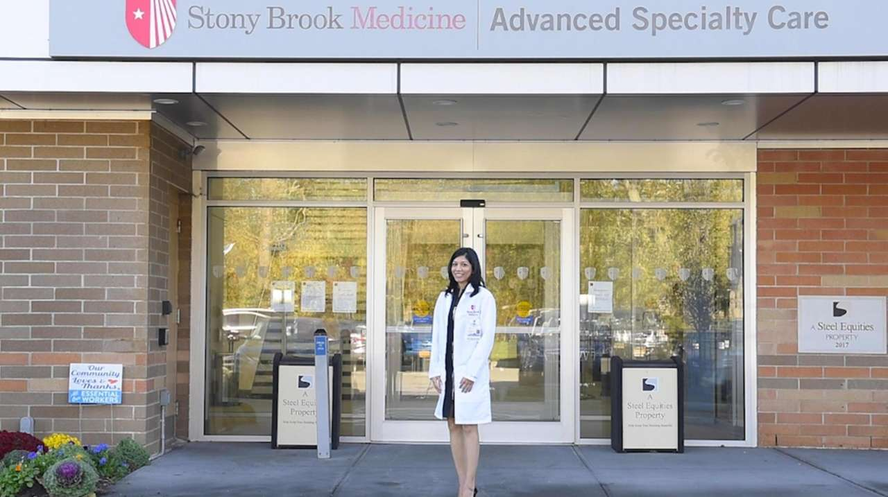 A Stony Brook Medicine clinic for people with