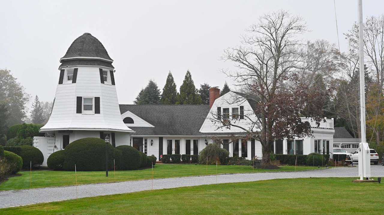 Some homes in Westhampton Beach have a unique