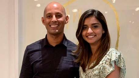 Mohammad Malik, 35, and Dr. Noor Shah, 29,