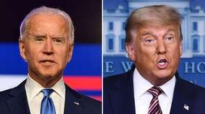 Joe Biden said Friday he was already preparing
