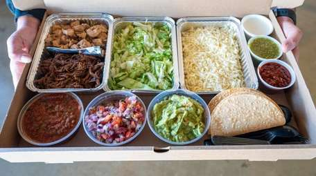 Right Coast Taqueria in Deer Park offers a