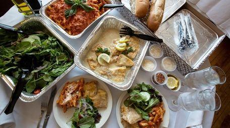 The Family Dinner for Four at Eric's Italian