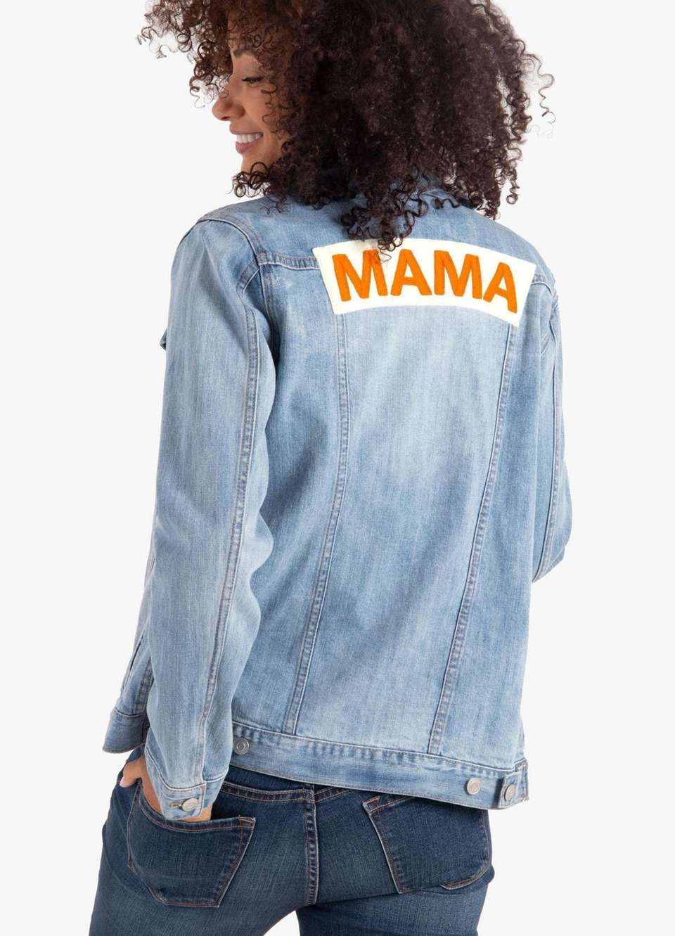 Proud mamas can show off their status with