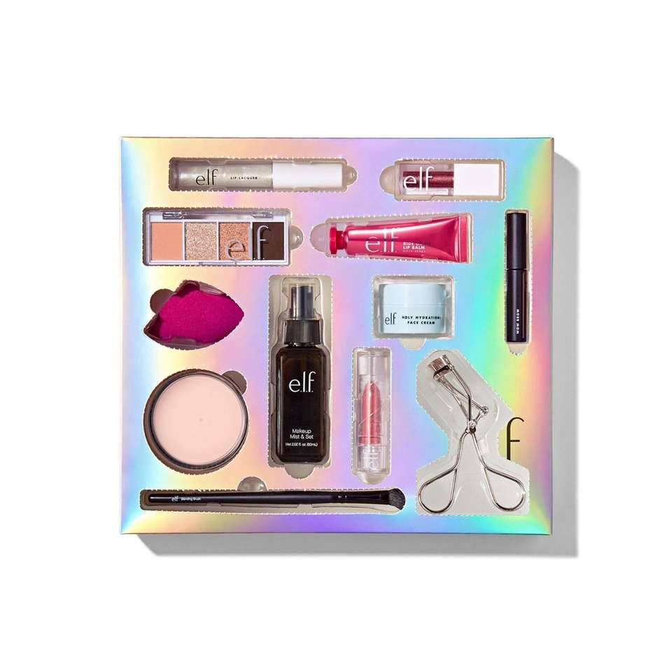 Enjoy E.l.f.'s best-selling makeup products all holiday season