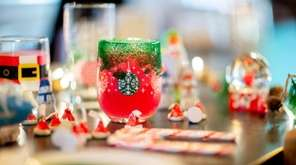 A pop-up bar based on the holiday movie