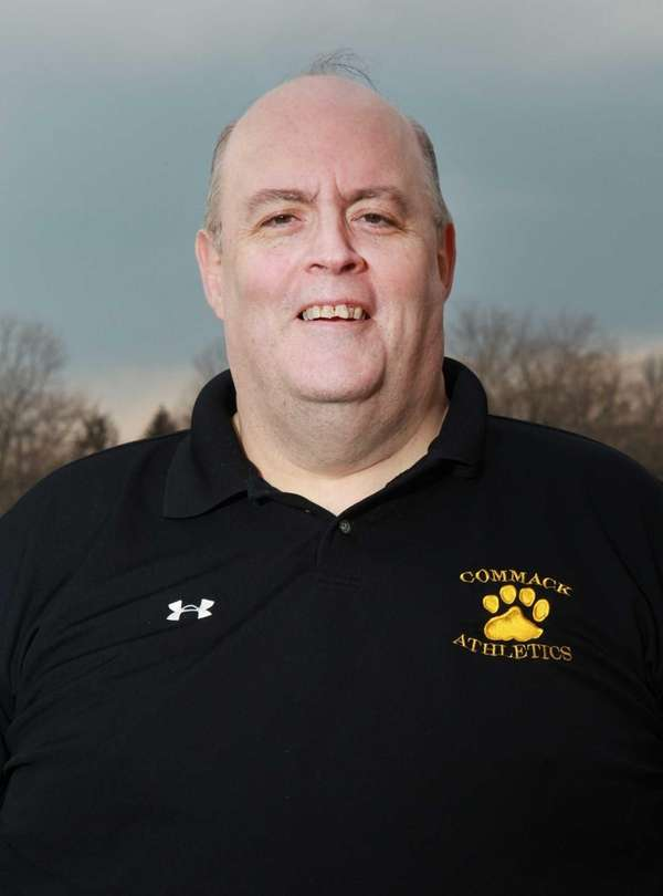 DENNIS CONROY Suffolk Coach of the Year, Commack