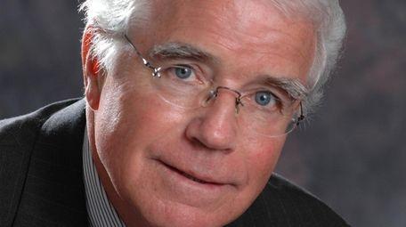 George Rice, a longtime Setauket resident, championed development