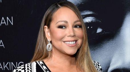 Long Island music icon Mariah Carey gave