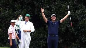 Jon Rahm, on his 26th birthday, produced one of