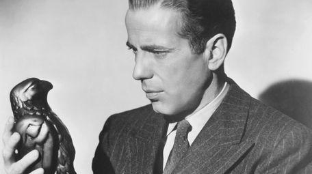 Humphrey Bogart stars in