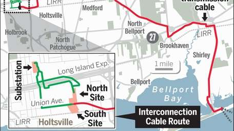 The New Sunrise Wind cable as proposed would