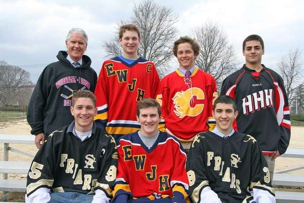 Newsday's 2013 All-Long Island ice hockey team Back