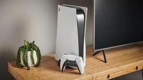 The previous PlayStation was released seven years ago,