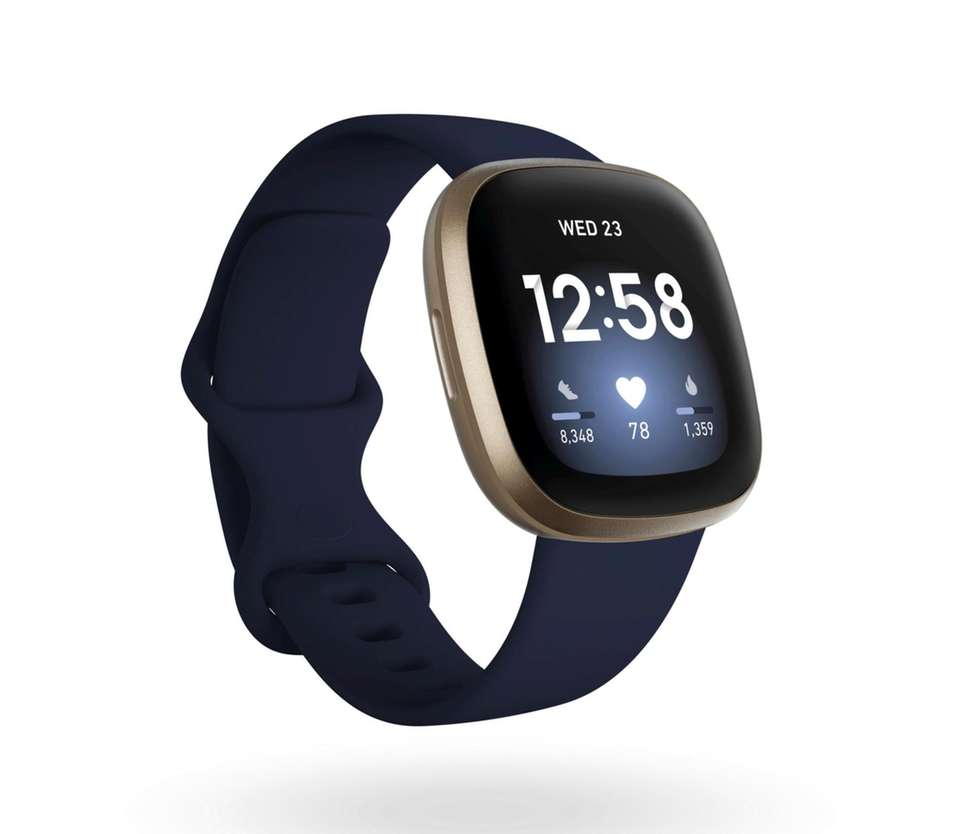 Fitbit's newest smartwatch offers built-in GPS tracking for
