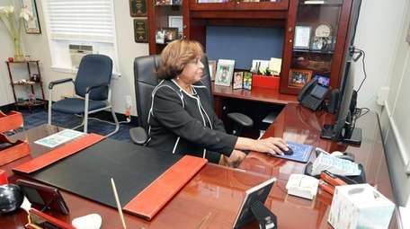 Malverne Superintendent Lorna Lewis said her district has