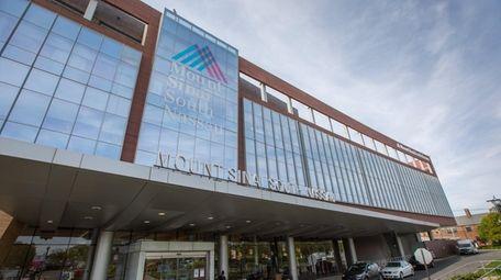 Mount Sinai South Nassau Hospital, in Oceanside