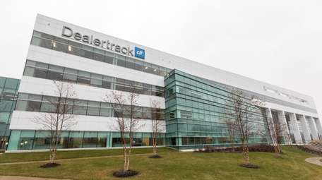 Dealertrack, which began marketing about 40,000 square feet