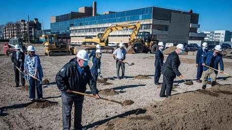 A groundbreaking ceremony took place last Wednesday for