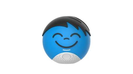The Jogoball has a Bluetooth speaker and a
