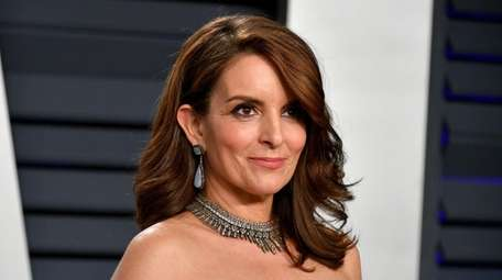 "Tina Fey hosts the NBC special ""One Night"
