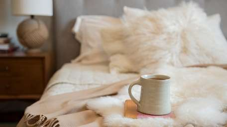 Making your home a cozy refuge can be