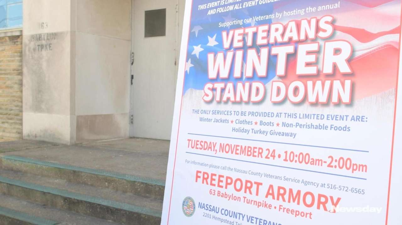 The Freeport Armory will host the 32nd annual