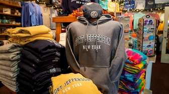 The East End Shirt Co. in Port Jefferson