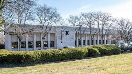 The headquarters of Kravet Inc. in Bethpage on