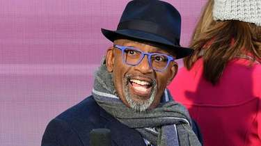 "Al Roker has returned to the ""Today"" show"