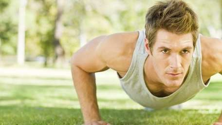 Push-ups are both simple and effective. Try these